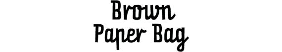 brownpaperbagLogo